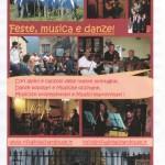 musica coro alpino danze al cotolivier