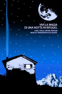 notte in rifugio 2012 rifugi del piemonte